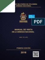 Manual de Visita de la Armada Nacional. Primera Edición. 2018..pdf