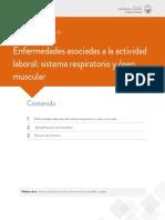 Cartilla 6 Enf asociadas a la act lab sist resp y oseo
