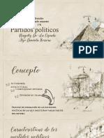 partidos politicos CIENCIAS POLITICAS