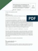 CONFORMACION DE LOS CLEIS V Y VI DESPUES DE HABER CUMPLIDO LAS 22 SEMANAS DE CLASES Y OTROS ANEXOS