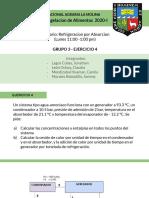 EJERCICIO 4 - Refrigeracion por absrocion