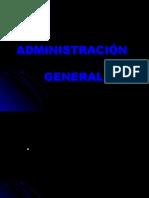 administracion general - economia 2016.ppt