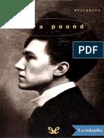 Disfraces - Ezra Pound