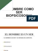 Un hombre como unidad biopsicosocial 2020