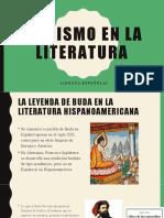 Budismo en La Literatura