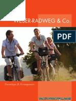 Weserradweg - Tourentipps & Reiseangebote
