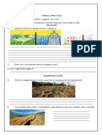 Atividades de Ciências (4º Ano)- 02-07-2020