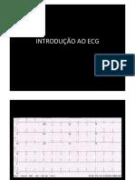 ECG INTRODUÇÃO