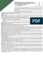 GRADO 10 Y 11 Nivelación conceptual estadística descriptiva datos no agrupados