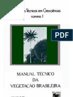 [IBGE] Manual Técnico da Vegetação Brasileira