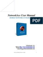 NetworkAcc BlackBerry Edition User Guide