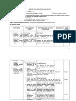 Budget of Work (Presentation)