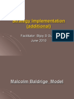 Strategy Implementation Addln