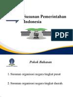 (New)_Materi 3 Susunan Pemerintahan Indonesia