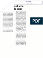 Recrutement - Une Question de Sexe