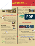 infografia comercio internacional