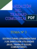 Estructura del Frente Francisco de Miranda