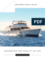 Grand Banks Yachts Limited Annual Report 2020