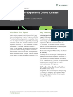 How Customer Experience Drives Business Growth, 2019