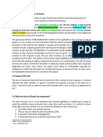 Introduction of The Sale of Goods.docx