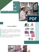 Ing.Quimico en el Sector Publico