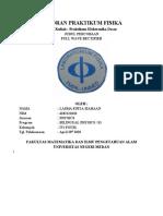 LAPORAN PRAKTIKUM FISIKA.FULL WAVE RECTIFIER