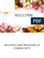 SEMINAR HEALTH CARE DELIVERY