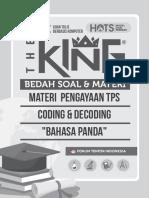 BAHASA PANDA UTBK BY THE  KING (Part 2).pdf