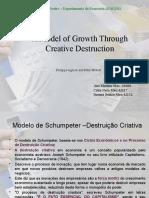 A Model of Growth Through Creative Destruction