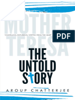 MOTHER TERESA The Untold Story - Aroup Chatterjee