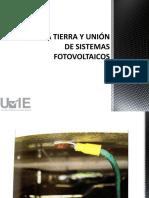 3.-PUESTA A TIERRA Y UNIÓN DE  SFV.pptx