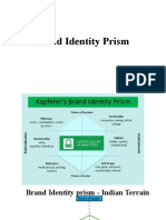 Brand identity example