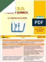10. Fuerzas en fluidos