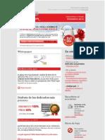 HostaliaNews de Diciembre 2010. Dominios, alojamiento web, tiendas online y servidores dedicados.