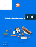 Website Development Proposal Template