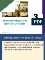 CH03 - Interdépendances et gains à l'échange