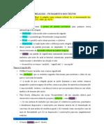 Fichamento - textos 15,16,17 e 18