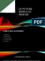Le future simple et proche.pptx