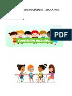 trabajo final psicologia educativa l