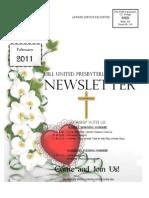 Body of Newsletter Feb 2011