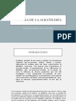 HISTORIA DE LA ALBAÑILERÍA - ppt