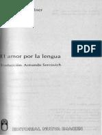 El amor por la lengua [Jean-Claude Milner].pdf
