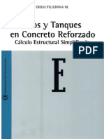 Silos y tanques en concreto reforzado- cálculo estructural simplificado Escrito por Diego Filigrana M.