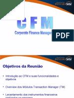 Workshop 1 - Overview CFM