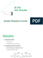 Chapter 3 - Simple Resistive Circuits