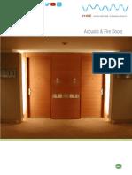 HSE-Acoustic & Fire Doors
