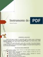 instrumente de desen si Obiecte WordArt