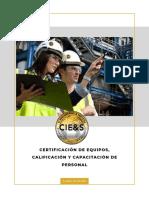 folleto CIE&S