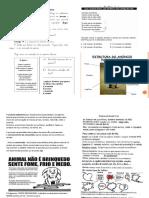 PORT poema anúncio cartum charge HQ