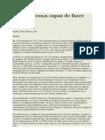 Zerbini - Caso Araguaia e CtIDH